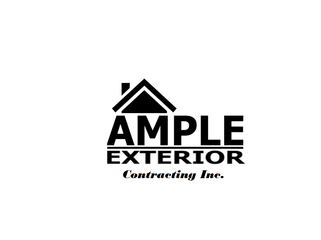 Ample Exterior Contracting Inc. Logo